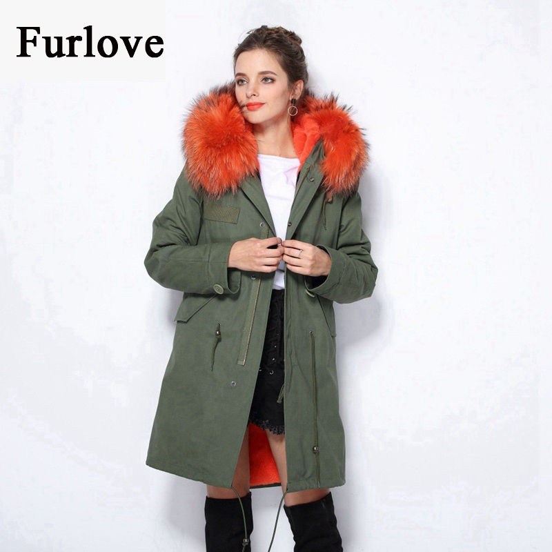 Womens Winter Denim Jacket For Women 2017 Real Raccoon Fur Collar Hooded Long Parka Fur Coat Jackets Thick Warm Parkas Plus Size new parkas for women winter with fur coat 2017 gray blue red coats real raccoon fur collar parka thick warm hooded jacket womens