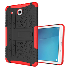 Heavy Duty Defender Rugged Armor Dazzle Shockproof KickStand Fundas Case For Samsung Galaxy Tab E 9.6″ T560 T561 Tablet Cover