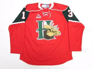 Embroidery Stitched Customize any number name Jerseys  13 NICO HISCHIER  HALIFAX efa78468e