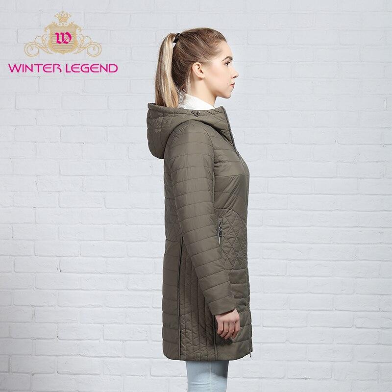 Manteau Sucrerie Couleur Coton Base Allureamore De 2019 Capuchon Jaqueta long Grande Rembourré Taille Mince D'hiver Femmes À Veste Moyen Femelle 77tqwPv