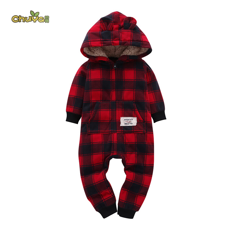 Chuya kids jumpsuit product spring autumn baby clothing cartoon baby girl rompers 100% cotton BABY boy clothes newborn 100% cotton long sleeve baby rompers 3 pieces lot spring autumn newborn bebe jumpsuit infant boy girl cartoon clothes tops