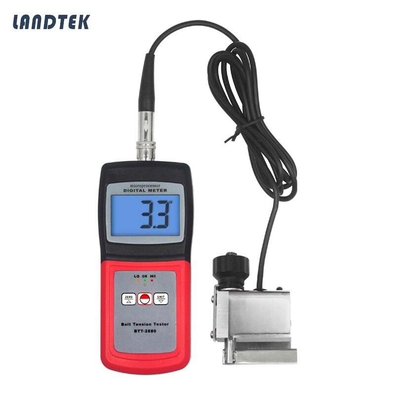 Testeur de Tension à courroie BTT-2880 outils de mesure Automobile pour Automobile, Textile, câbles, fils, Films plastiques