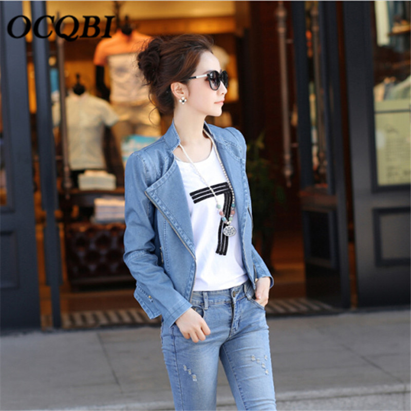 2018 Casual Koreaanse Stijl Pu Jas Streetwear Lederen Bomber Parka Afslanken Hoge Kwaliteit Vrouwen Basic Jas