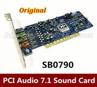 High Quality Original 1PCS Sound Blaster SB0790 X Fi Xtreme Audio 7 1 Channel PCI Sound