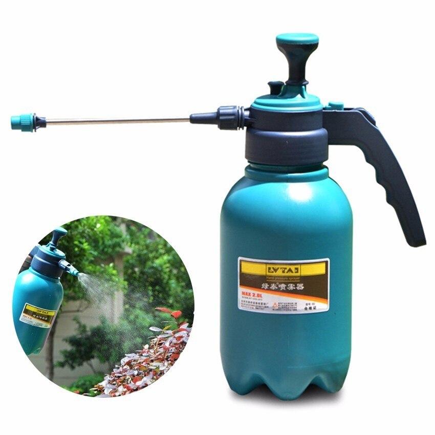 2Л ручной пусковой инструмент, распылитель, бутылка для сада, распылитель для полива растений, опрыскиватель, регулируемое сопло, он|Опрыскиватели|   | АлиЭкспресс