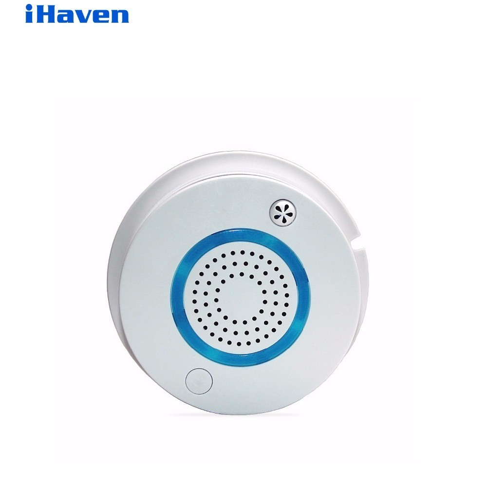 WiFi Smoke Alarm Sensors Wireless Fire Smoke Detector For All Of Home Security Alarm System In Our Store Smoke Sensor Alarm 433mhz g90b intruder home alarm wireless security gprs gsm wifi alarm system with pir motion sensor wireless smoke detector