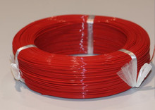 Free Ship by DHL 0.5 Square wire UL1332#20AWG high temperature cable 200 degrees 305m/roll high temperature wire