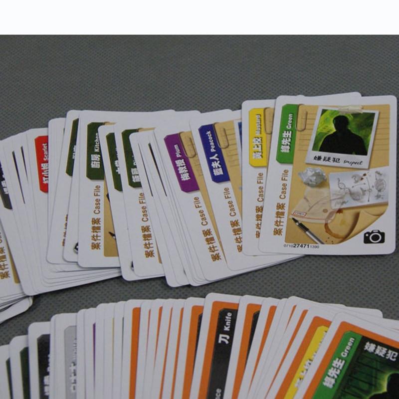 Aliexpress Buy Popular Cluedo Suspect Clue Discover The
