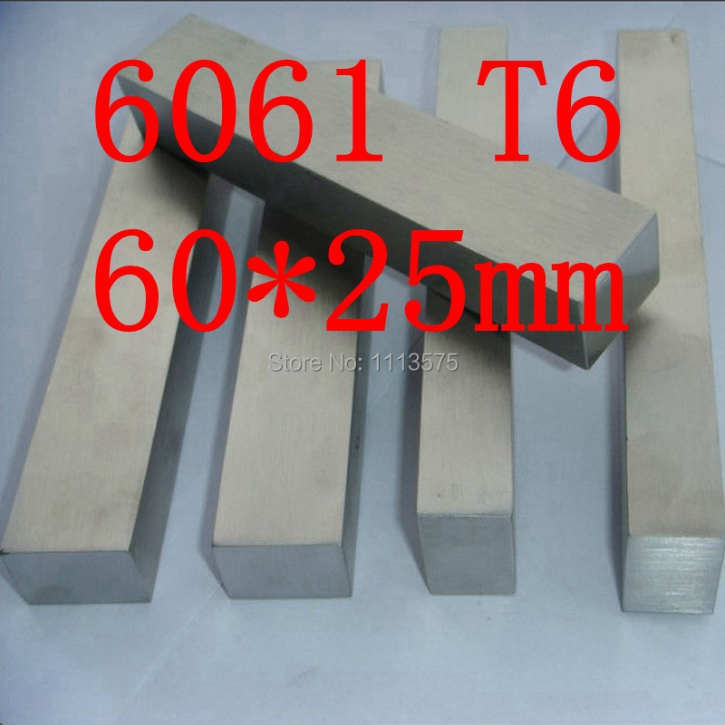 60mm x 25mm Aluminium Flat Bar,60*25mm,width 60mm,thickness 25mm,6061 T6 80mm x 30mm aluminium flat rectangular bar 80 30mm width 80mm thickness 30mm 6061 t6