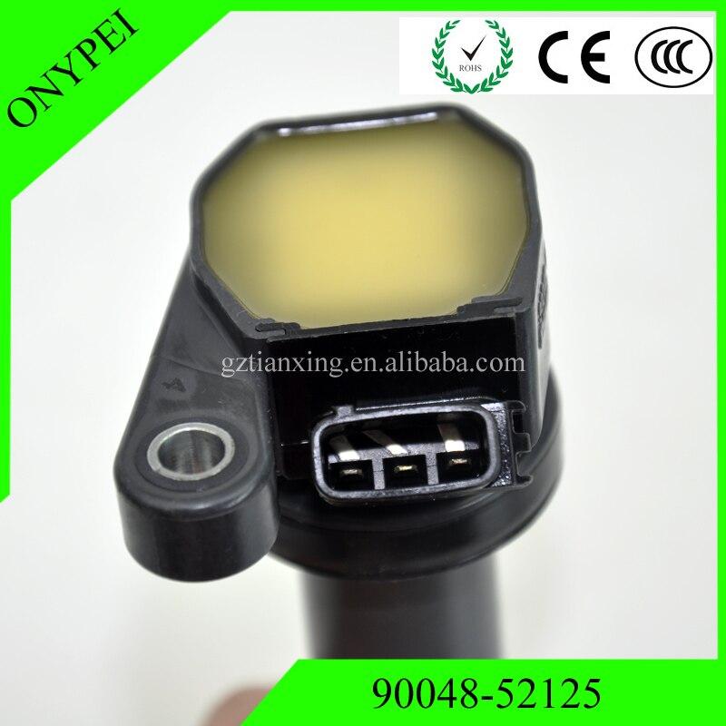 Катушка зажигания 90048-52125 90048-52126 для Daihatsu Cuore 4 Move Sirion 90048 52125 9004852125