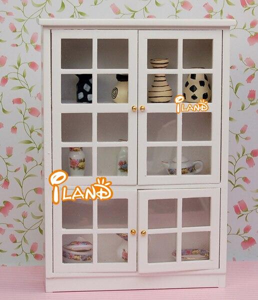 1:12 Mobili Dollhouse Miniature Cucina Sala da pranzo Armadio ...