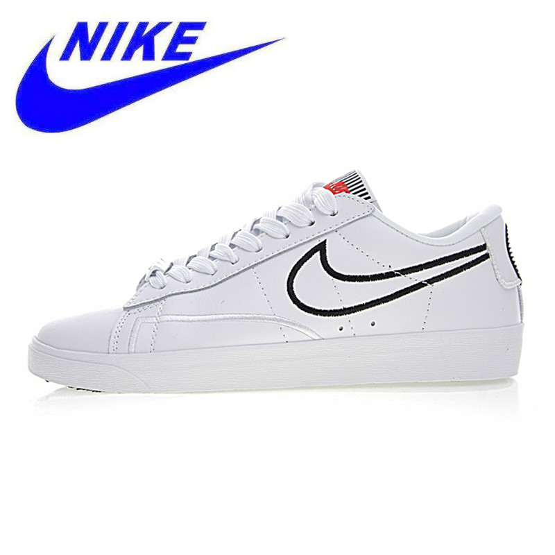 e3fb10a4a9cd Original Nike Wmns Blazer Low SE LX Men and Women Skateboarding Shoes