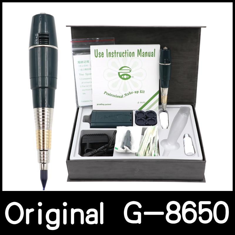Бесплатная доставка Батарея оригинальный Тайвань гигантские солнца G-8650 татуаж машина attoo машина Профессиональный G8650 татуировки