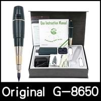 free shipping Battery Original Taiwan Giant sun G 8650 permanent makeup machine attoo machine Professional G8650 Tattoo gun