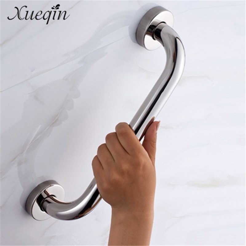 Xueqin Wall Mount Bathroom Grab Bars for Elderly Safety stainless ...