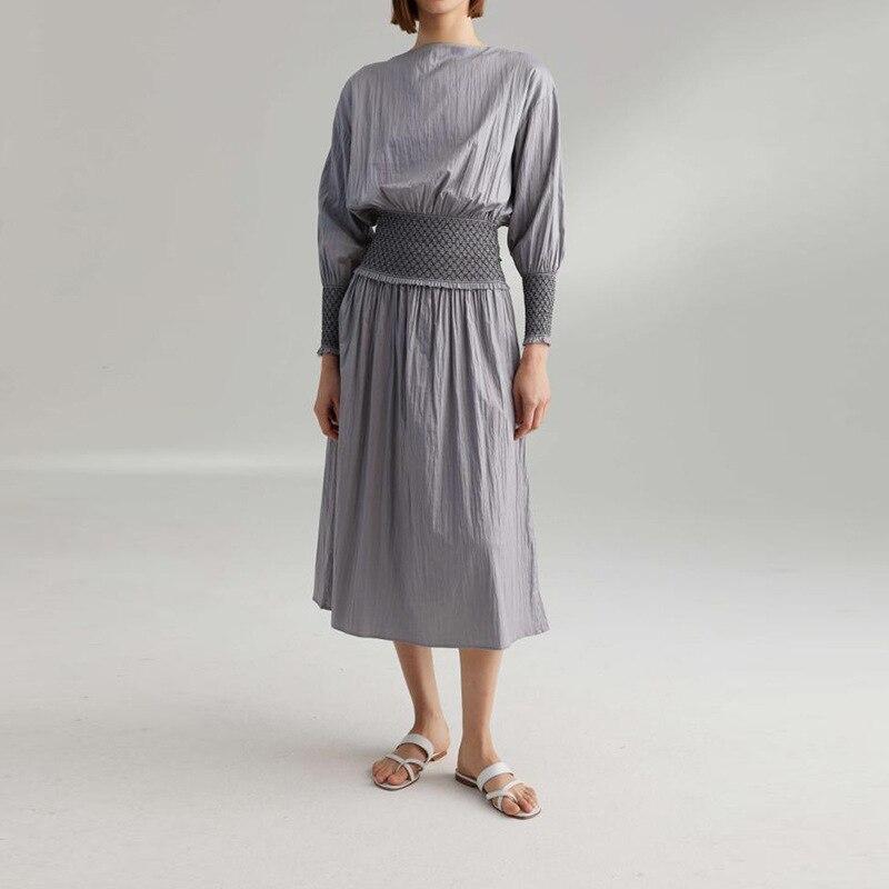 女性のスカートとトッププリーツウエストボディストップスカート  グループ上の レディース衣服 からの スカート の中 2