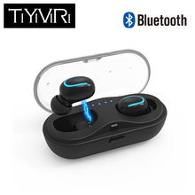 2019 HBQ-Q13S Bluetooth V5.0 TWS Earphone True Wireless Stereo Earbuds Waterproof Bluetooth Headset for Phone