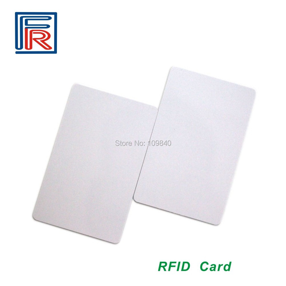 1000pcs ISO15693 I Code RFID PVC Blank white Card 13.56MHz contactless cards for access control/NFC design elegant white vintage photos wedding invitations kit printing invitation cards blank ppaer card casamento convite lot