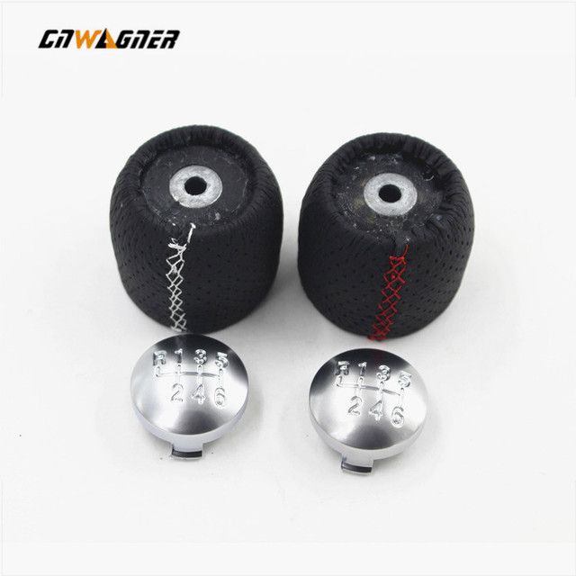 NEW Arrival Gear Shift Knob Speed Stick Shift Knobs For ALFA - Alfa romeo shift knob