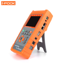 3.5″ LCD Analog CVBS RS485 CCTV Tester Monitor IP Camera Testing UTP Cable Test PTZ Control Flashlight Circuit Breaker Finders