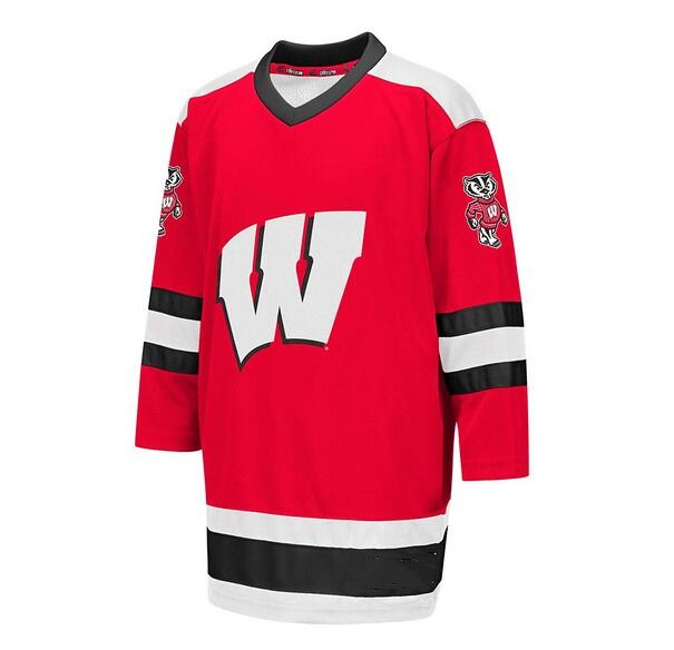 pretty nice 10c2e d1541 Buy wisconsin badger and get free shipping on AliExpress.com