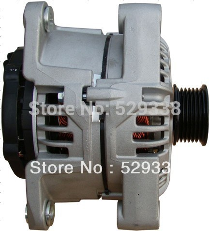 12 V 140A alternatora 0124525031 DRA0229 13108597 93176653 dla OPEL