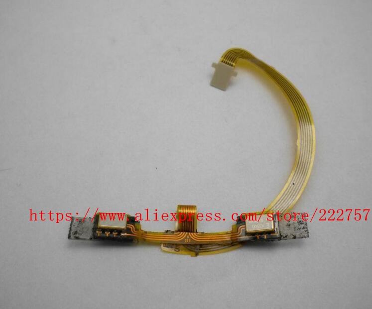 NEW Lens Aperture Flex Cable For Canon EF-S 18-55mm f//3.5-5.6 Repair Part