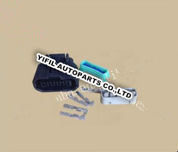 online get cheap wiring harness connector terminals aliexpress 100pcs lot dj70510 1 21 5 pin waterproof plastic wire harness terminal connector