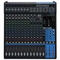 Y a m a h a Mixer profesional Audio consule MG16XU 16 входной канал Аналогового Микшера Со Сжатием и Л. Н. для Этап DJ Эффекты