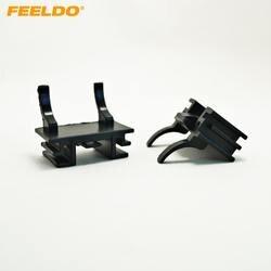 FEELDO 30 шт. автомобиля лампы гнездо преобразования адаптер для Fiat 500 H7 ксеноновые привет-луч Установка #1345