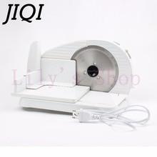 JIQI Автоматическая Мини электрическая мясорубка замороженная баранина рулон мясорубка для мяса ГОВЯЖЬЯ ягненка машина для резки овощей Хлебница