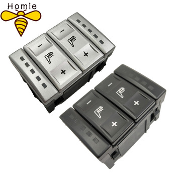 New 2 Colors Electric Seat Heated Switch Heating Switch For Ford Mondeo MK3 S-Max 6M2T-19K314-AC 6M2T19K314AC High Quality image