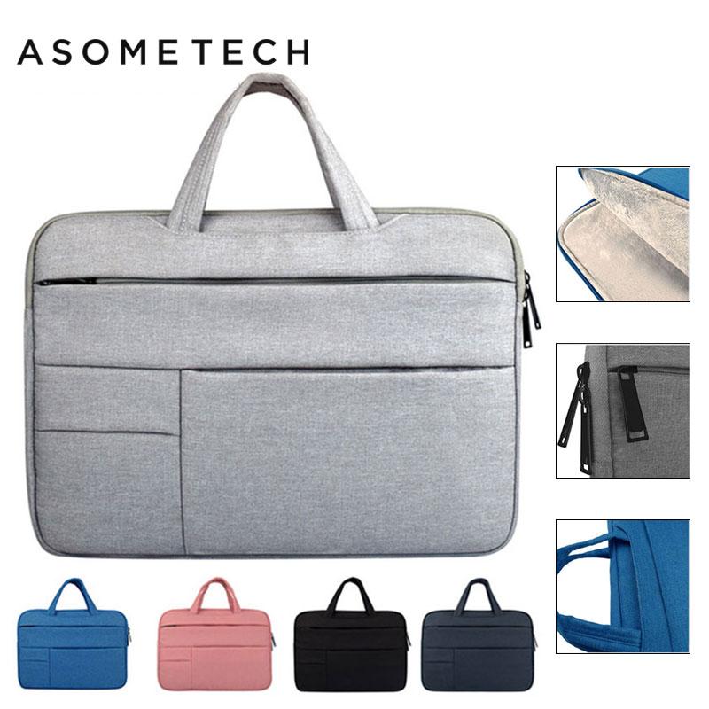 Unisex For Macbook Air Pro 11 12 13 14 15 6 Portable Notebook Handbag Laptop Bag