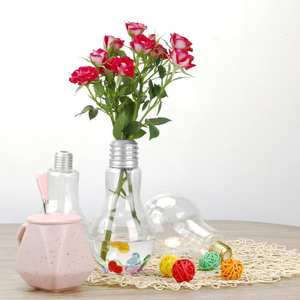 top 10 largest plastic bottles flower vase list Flower Vase From Bottle on windchimes from bottles, glasses from bottles, lamps from bottles, garden art from bottles, bracelets from bottles, bird feeders from bottles,