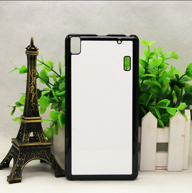 timeless design bbf6b dd57d US $119.0 |2D Sublimation Blank case for lenovo A7000 sublimation cover  metal insert 100pcs/Lot-in Half-wrapped Case from Cellphones & ...