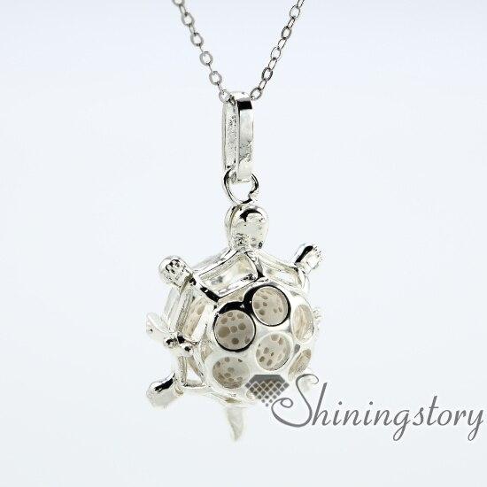 Collier diffuseur de perles ajourées bijoux d'huile essentielle en gros diffuseur colliers bijoux de parfum en gros lave volcanique