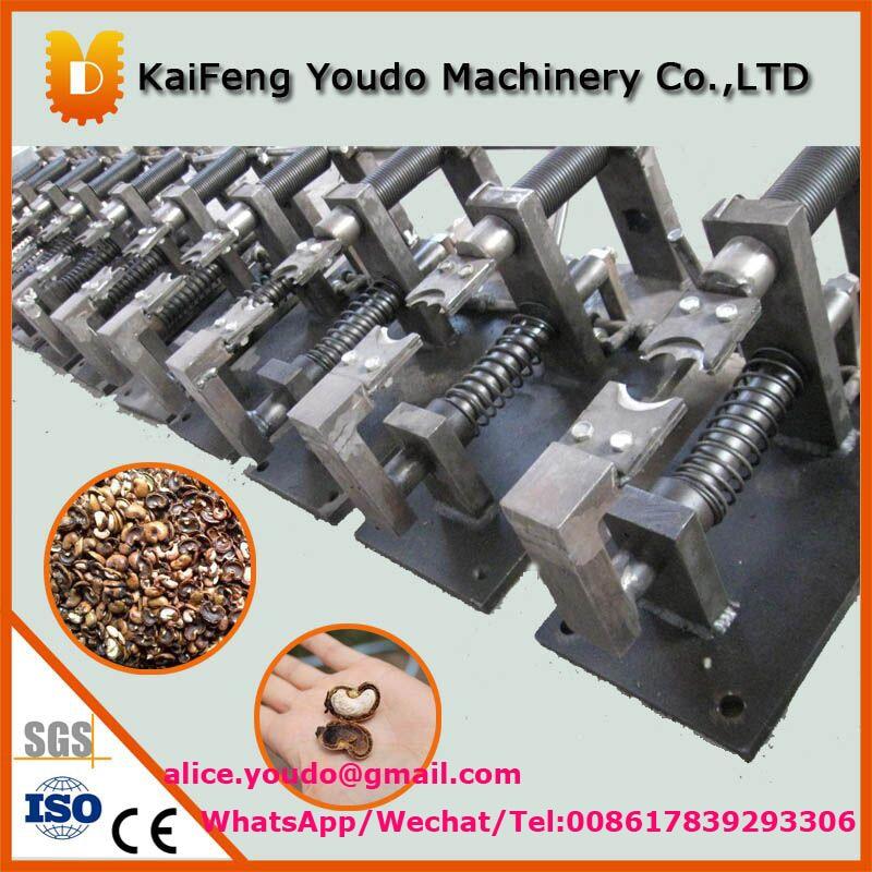 UDYK-M  manual operation cashew nut husking machine/shelling machine arupkumar chakrabartty livelihood scope analysis cashew