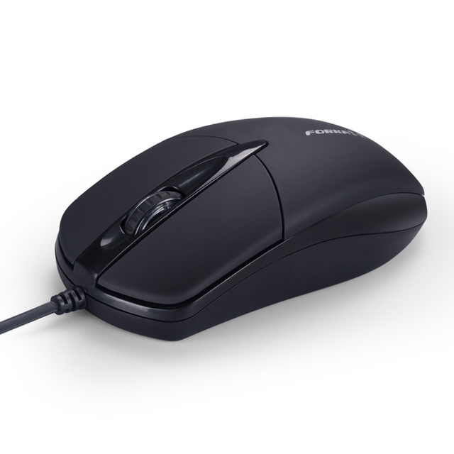 FORKA USB Wired Computer Mouse