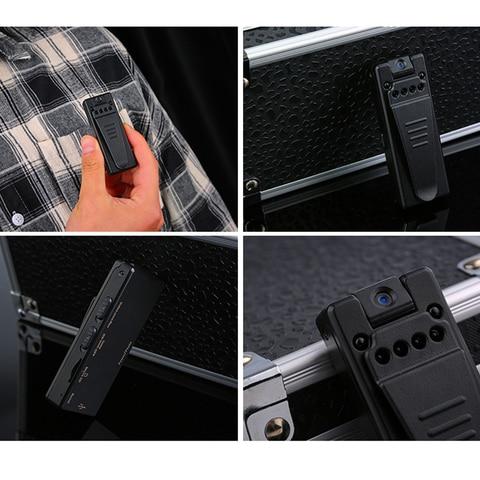 HD 1080P Mini Portable Camera A7 Body DVR Cameras Digital Camcorders Night Vision Loop Recording Dashcam Baby Monitor Multan