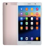 Компьютер офис 8 дюймов Android 6,0 телефон планшетный ПК 2 ГБ + 32 ГБ Двойная камера WiFi Bluetooth type C Dual SIM планшеты 8,21