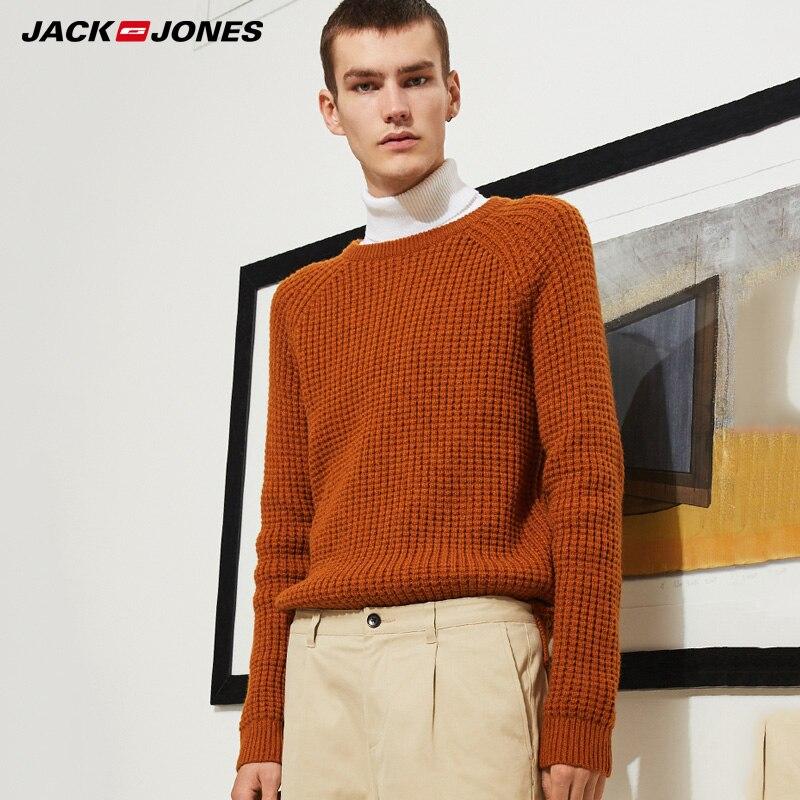 JackJones Autumn Men Wool Knit  |218324538