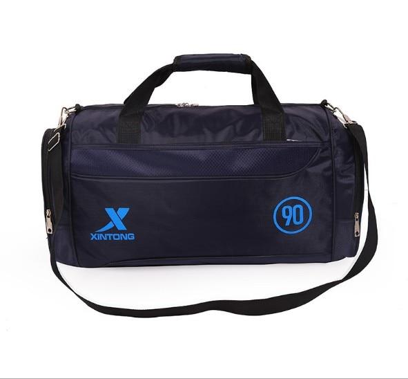 new 2017 Travel bag handbag Single shoulder dual waterproof Sports travel Gym bag