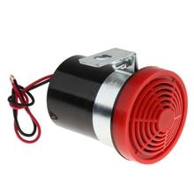 12V Waterproof Reversing Alarm Back Up Horn Reverse Siren Beeper Buzzer Warning Alert Auto Replacement Parts 70 x 80 60 mm