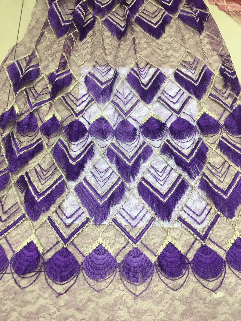 Nigerian Lace Fabrics 2018 African Lace Fabric Latest French Tulle Lace Embroidered Dubai African French Nigerian Lace Fabrics 2018 African Lace Fabric Latest French Tulle Lace Embroidered Dubai African French