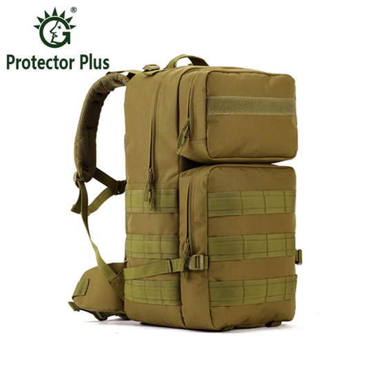 55L Large Capacity Outdoors Travel Bag Men Military Tactics Backpack Waterproof Hike Camp Trek Camp Nylon Backpack 55l men military backpack women casual laptop back bag large capacity male travel rucksack nylon black army backpack 2017