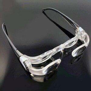 Image 4 - المحمولة الصيد بزجاج الكامل إطار الزجاج تلسكوب المكبر مناظير نظارات في الهواء الطلق الاستقطاب النظارات الشمسية اكسسوارات T45