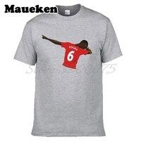 Men Dab Paul Pogba 6 Celebration Dabbing Skeleton T Shirt Clothes T Shirt Men S Tshirt