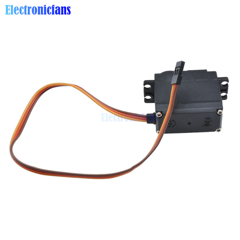 Image 5 - 10PCS Servos Digital MG996R MG995 55g Servos Digital Metal Gear RC Car Robot Servo for Car RC Model Helicopter Boat MG995-in Integrated Circuits from Electronic Components & Supplies