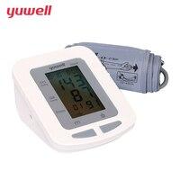 YUWELL Portable Digital Upper Arm Blood Pressure Monitor Medical Equipment Sphygmomanometer 660B Large Cuff Blood Pressure