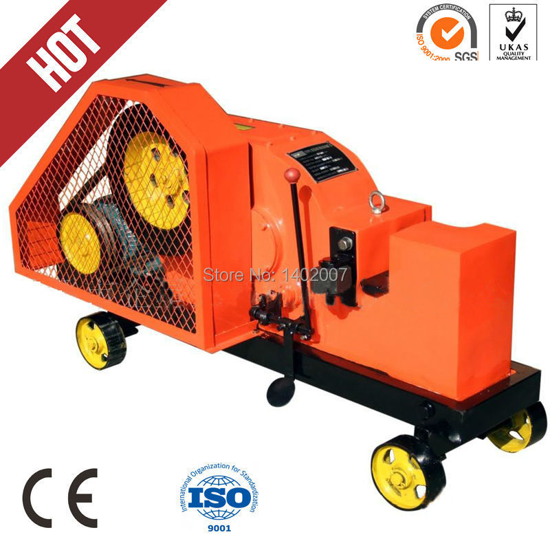 40/45/50 construction equipment steel bar cutting machine